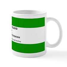Treasure Island mug Mugs