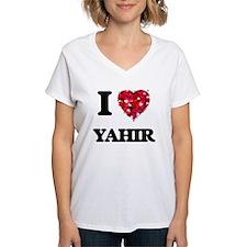 I Love Yahir Shirt