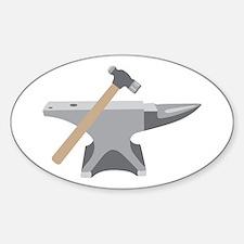 Anvil & Hammer Decal