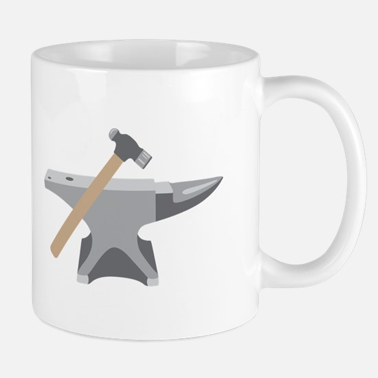 Anvil & Hammer Mugs