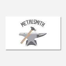 Metalsmith Car Magnet 20 x 12