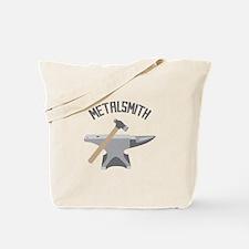 Metalsmith Tote Bag