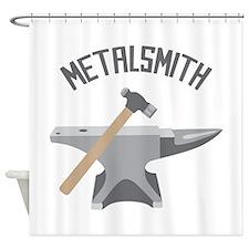 Metalsmith Shower Curtain