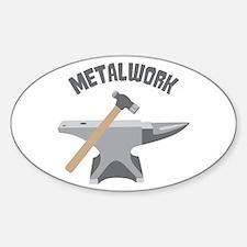 Metal Work Decal