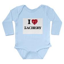 I Love Zachery Body Suit