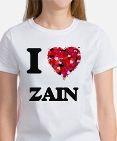 I Love Zain T-Shirt