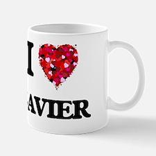 I Love Zavier Mug