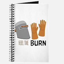 Feel The Burn Journal