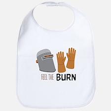 Feel The Burn Bib