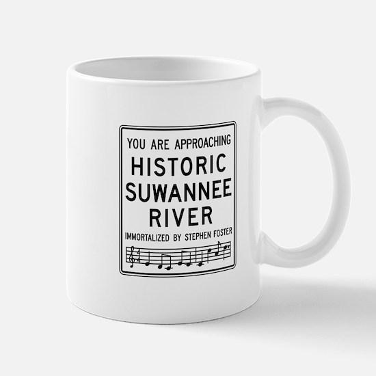 Historic Suwannee River, Florida Mug