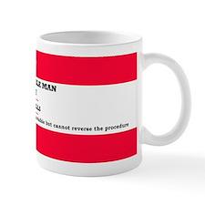 The Invisible Man Mugs