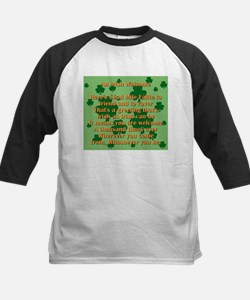 An Irish Welcome Baseball Jersey