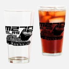 M270 MLRS Drinking Glass