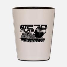M270 MLRS Shot Glass