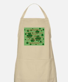 An Irishmans Philosophy Apron