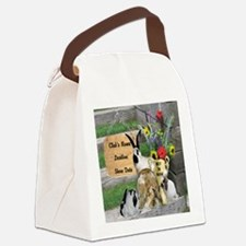 BIS2 Canvas Lunch Bag