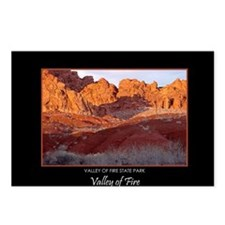 Valley of Fire #22623b Postcards(8)