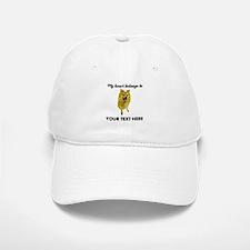 Personalized Pomeranian Baseball Baseball Cap