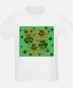May Your Heart Be Warm T-Shirt