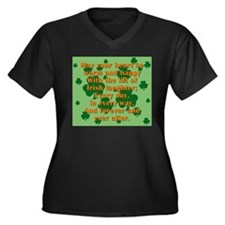 May Your Heart Be Warm Plus Size T-Shirt