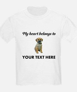 Personalized Puggle T-Shirt