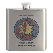 Super Donor Flask