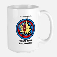 Super Donor Mugs