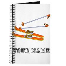 Skis (Custom) Journal