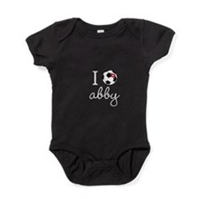 Cute Abby Baby Bodysuit