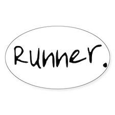 Runner Decal