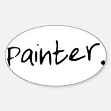 Painter Decal