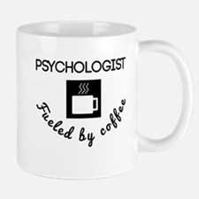 Psychologist Fueled By Coffee Mugs