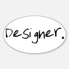 Designer Decal