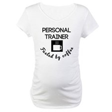 Personal Trainer Fueled By Coffee Shirt