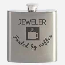 Jeweler Fueled By Coffee Flask