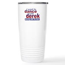 Dwts Dance With Derek Travel Mug