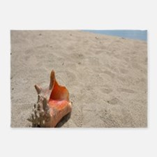 Sea Shell 5'x7'Area Rug