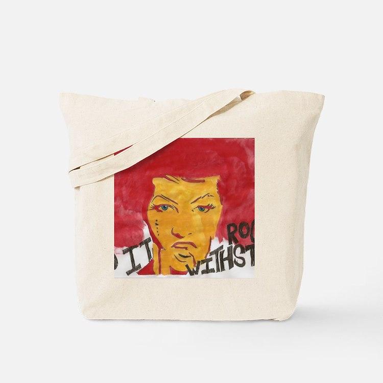 Cute Amanda palmer Tote Bag