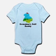 Grandmas Golf Buddy Body Suit