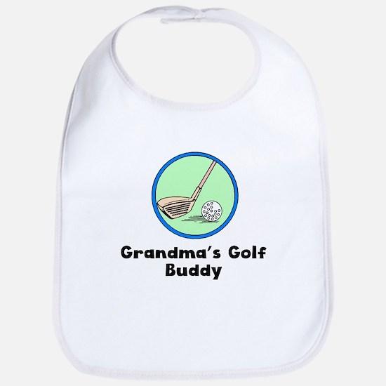 Grandmas Golf Buddy Bib