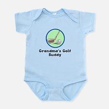 Grandmas Golf Buddy Body Suit