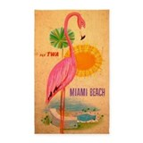 Miami beach 3x5 Rugs