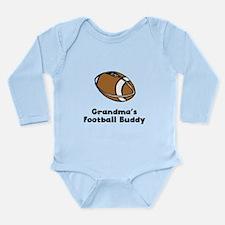 Grandmas Football Buddy Body Suit