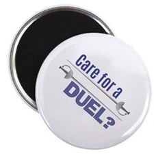 Care For A Duel Magnets