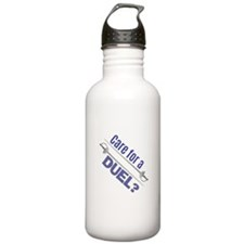 Care For A Duel Water Bottle