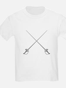 Rapier Swords T-Shirt