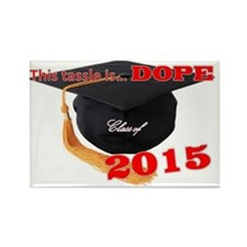 Class of 2015 Rectangle Magnet