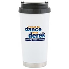 Cute Ballroom danceing Travel Mug