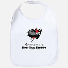 Grandmas Bowling Buddy Bib
