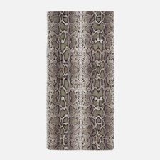 Animal Print SNAKE Beach Towel